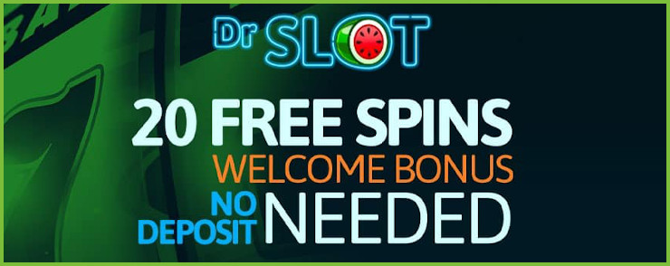 dr slot 20 free spins