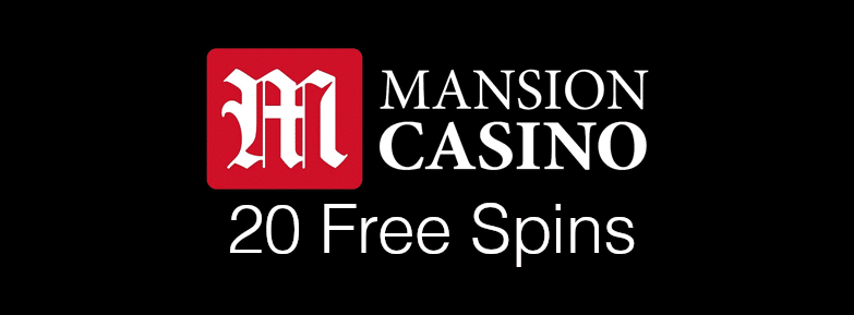 mansion free spins